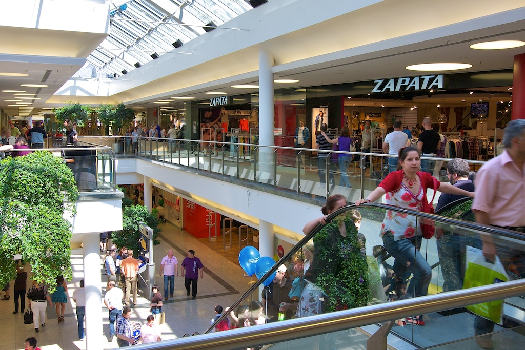 Genussvoll shoppen in der City Galerie
