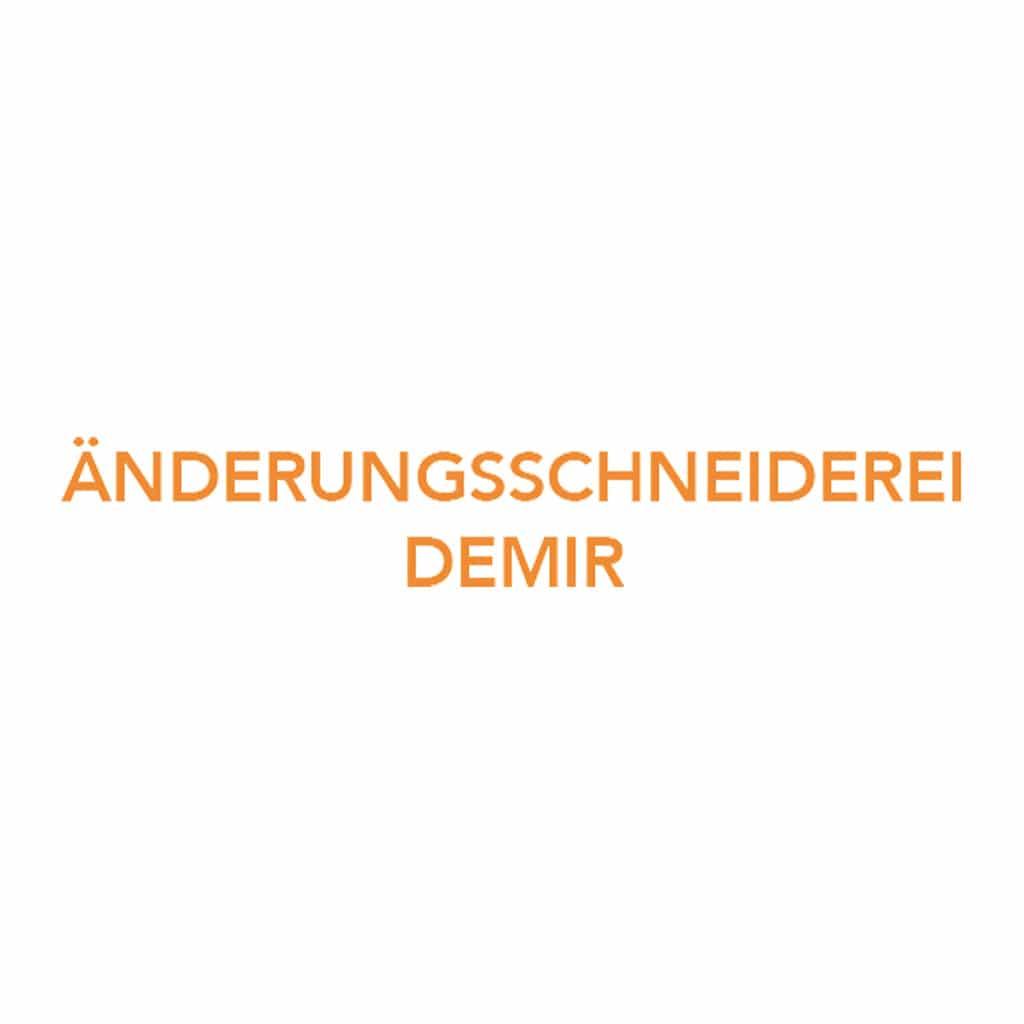 Anderungsschneiderei Demir City Galerie Aschaffenburg